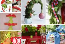 Christmas - Grinch style / by Jessica Simpson Jordan