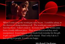 quotes from MJ / only quotes and things the beautiful human-being Michael Jackson said.