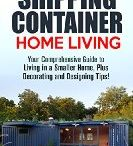 Container Homes Books / Books written about shipping container homes
