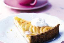 Sweet Things to Eat / Recipes for cakes, sweet tarts and puddings.