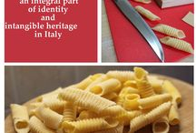 Intangible Heritage / #IntangibleHeritage Pasta-making: an integral part of identity and intangible heritage in Italy #isacookinpadua