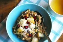 Goed ontbijt / Begin je dag goed, gezond en lekker!