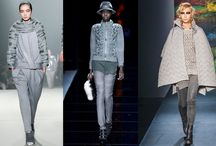 Fashion Trends Fall - Winter 2013/2014 / The Fall-Winter 2013/2014 trends and many ideas of how to wear and mix them.