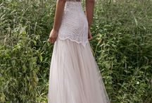 handmade wedd dress