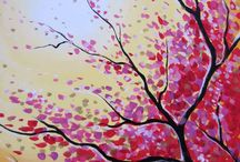 Painting Ideas - Spring