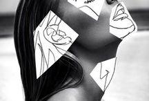 Contemporary graphic art