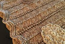 Deky pletené
