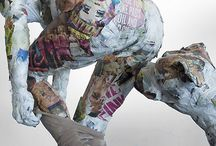 Paper Mache / by Christine Carrow