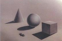 geometrische vormen tekenen