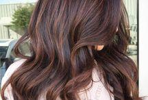 Brown hair shades