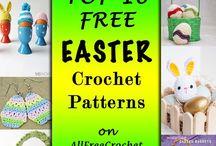 Easter Crochet Patterns