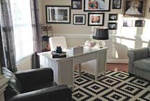 Office/Dining area