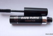COSMETIQUES / Une sélection de cosmétiques,