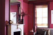 interior Color-red