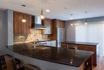 Kitchen & Bath Renovation | Ojeda-Henwood / A kitchen and bath renovation in Ojeda-Henwood by DESIGNfirst.