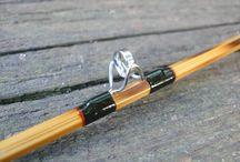 Cañas de pescar