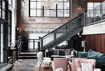 warehouse home ideas