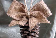 Navidad / Adornos para época de Navidad