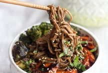 Noodle dishes #1