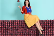 fashion inspired: disney dress up