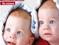 Capas da Revista Sempre Materna
