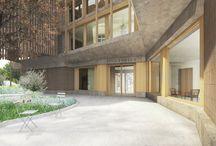 K&S / obrázky které jsem viděl, když jsem navrhoval dům Na Zatlance