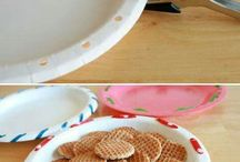 platos para fiestas