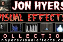 JON HYERS VISUAL EFFECTS / Putting on a Halloween Event or have a cool haunted House? ... You NEED the haunted Projection Effects of Jon Hyers at - http://holidayprojection.com