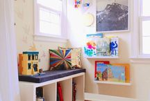 Play Room & Toys