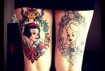 Tattoo's / by Kristina Egan