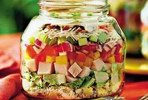 Foods in jars / by Survive to Thrive