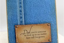 Cards-Fathers Day / by Amber Howard