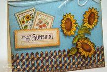 TPD Delightful Sunflowers