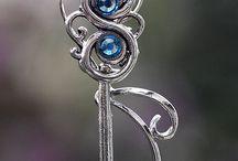 Charmed keys