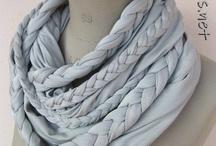 Fabric work ( no sew)