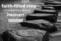 LDS inspiration / Uplifting quotes