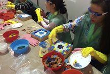 Talleres para Niños / Divertidos, originales y útiles talleres para niños.