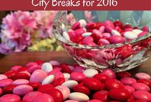 Romantic City Breaks for Valentine's Day / European City Breaks