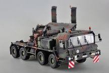 Crawler Faun Truck