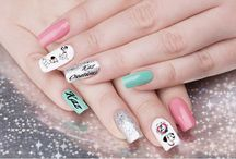 Singers / Groups Nail Art