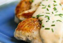 csirkés étkek