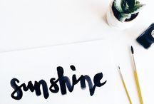 | Lettering |