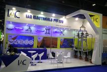 Trade Fairs and Events / Pictures from various trade fairs and events attended by IAC Electricals