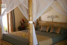 Bamboo bed frames