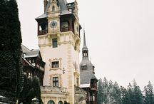 Fairytale Romania / Bran castle, Peles castle, Fairytale landscapes from Romania
