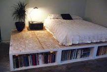 Cama / Bases creativas para cama