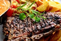 """Dania w Restauracji """"Pod Orłem"""" / Potrawy zachwycają smakiem i wyglądem..."""