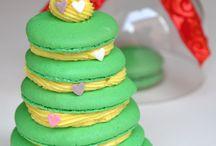 Macarons Christmas Tree / Delicios Macarons