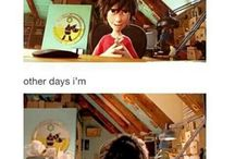 Cartoons and animated movies