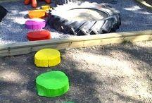 Kids yard